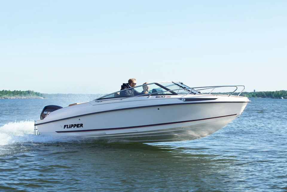 Flipper 600DC