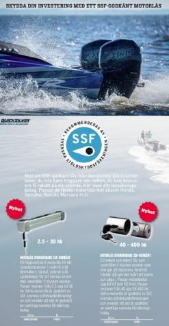 SFF-godkända motorlås